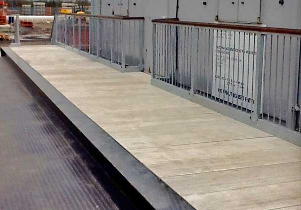 Modular Temporary Walkways
